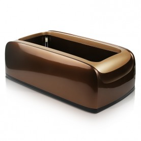 SHOE COVER DISPENSER BROWN