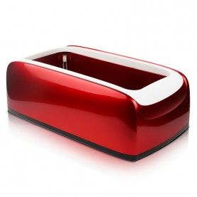 SHOE COVER DISPENSER RED