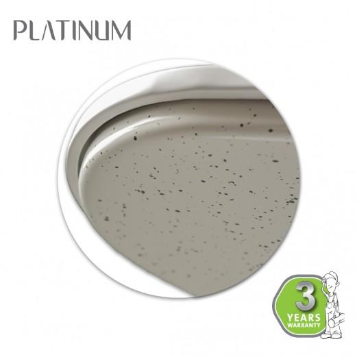 steam press Ceramic Plate
