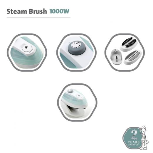 STEAM BRUSH BG 506 | 1000W
