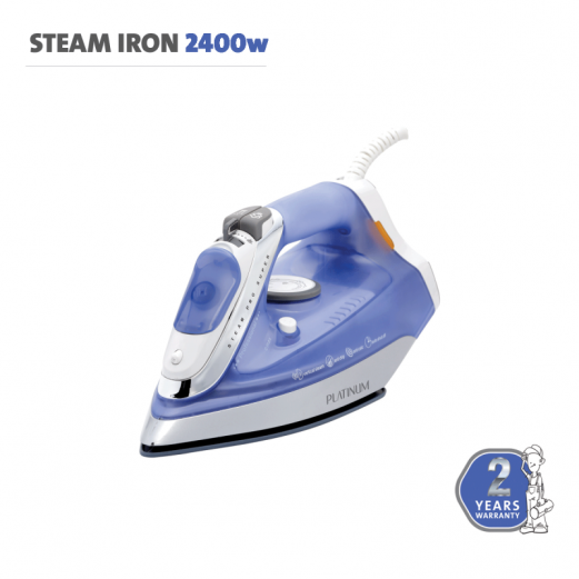 STEAM IRON ES-2377 | 2200W