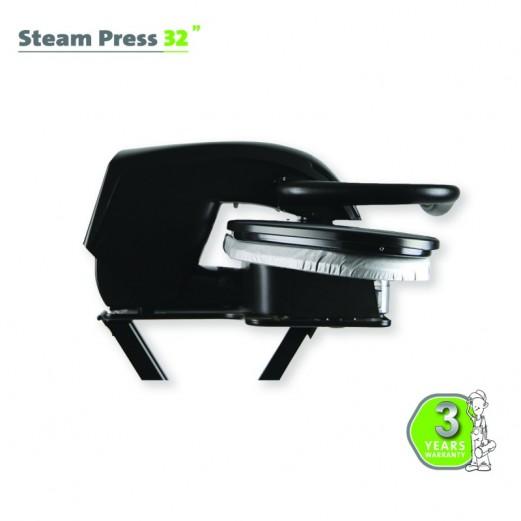 STEAM PRESS 32″ BLACK